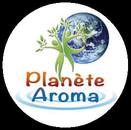 Logo Planète Aroma
