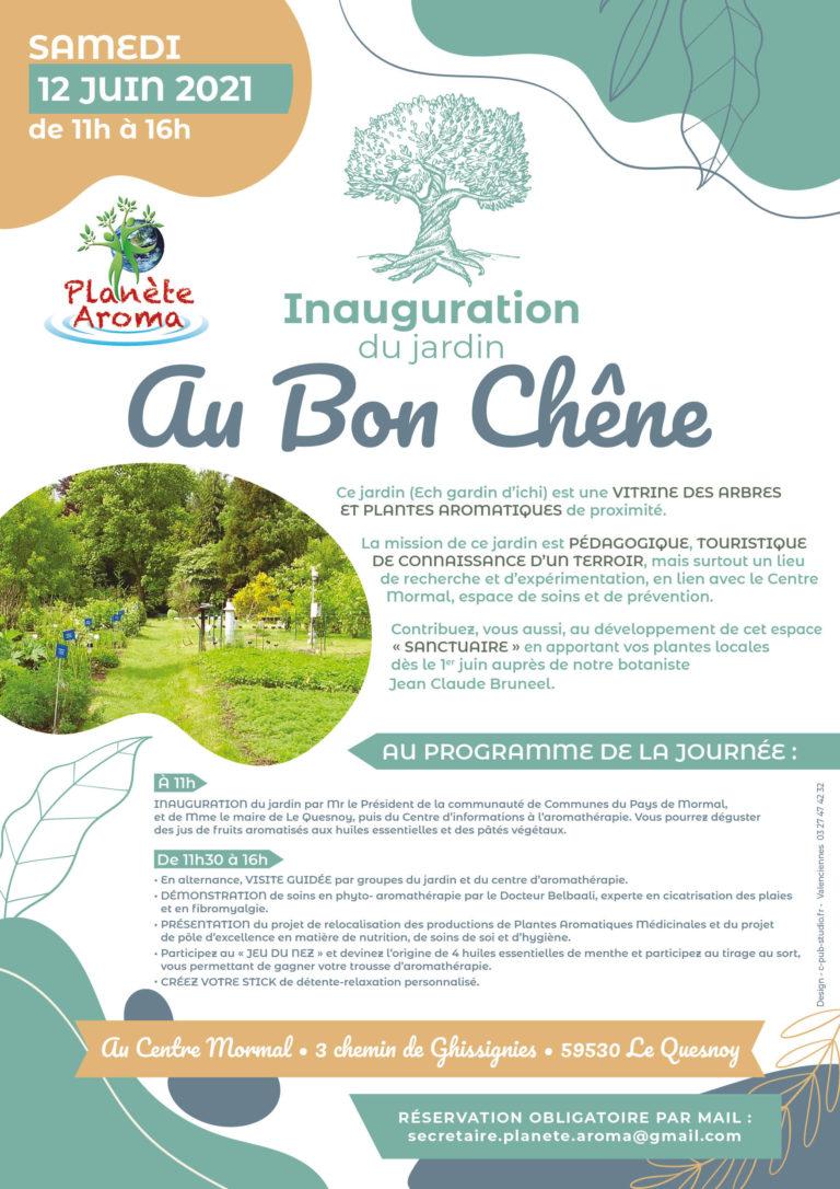 planete-aroma-inauguration-- Au Bon Chêne